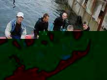 """надувная лодка """"Бриг"""""""
