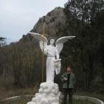 Статуя и Алексей