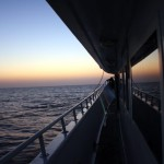 Вечер на Красном море
