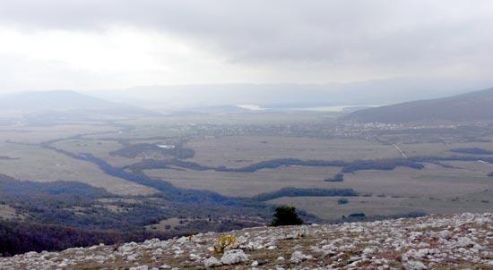 Призрачная Байдарская долина